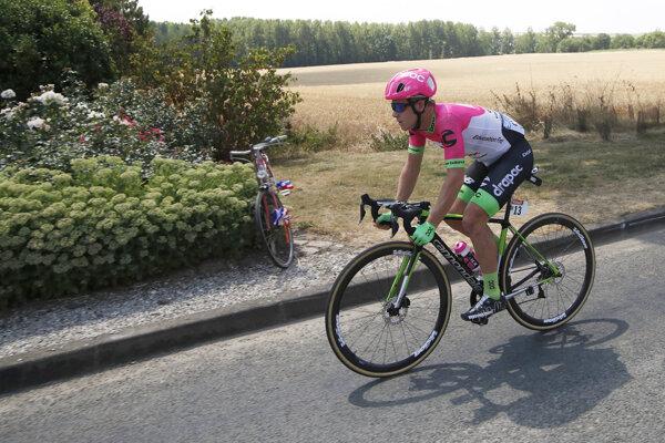 Lawson Craddock je hrdinom Tour de France 2018.