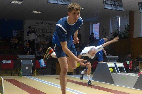 Martin Koleják si doniesol uplynulý rok bronzovú medailu z MS juniorov.