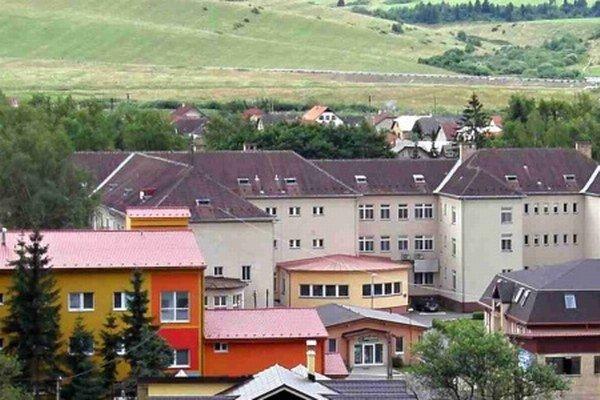 Hornooravská nemocnica v Trstenej