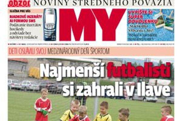 Aktuálne číslo novín