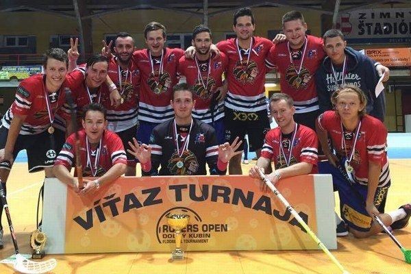 Víťazné družstvo Šikágo.