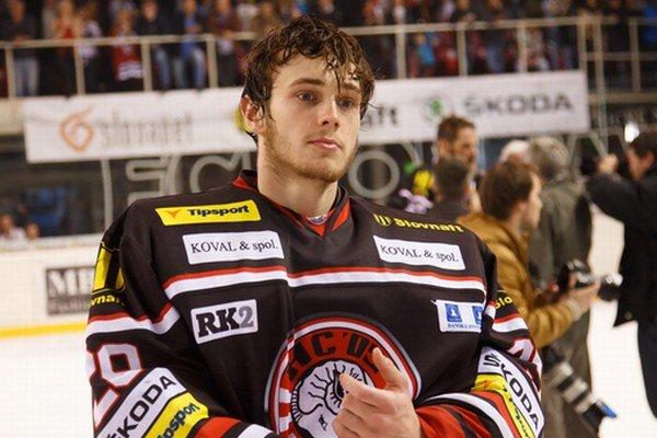 Andrej Košarišťan si zahral minulú sezónu finále extraligy s Banskou Bystricou.