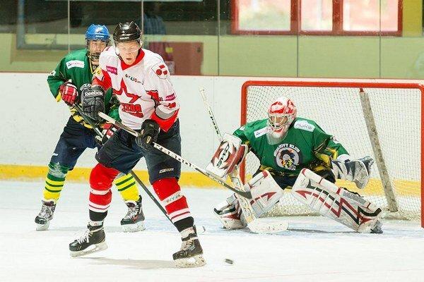Dolnokubínski hokejisti brankára Sabinova tentokrát neprekonali.