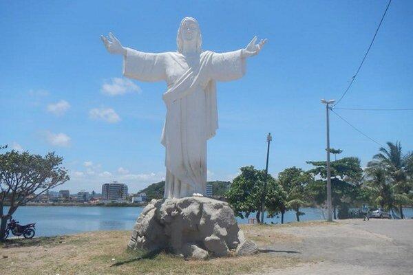 Ilhéus v Brazílii.