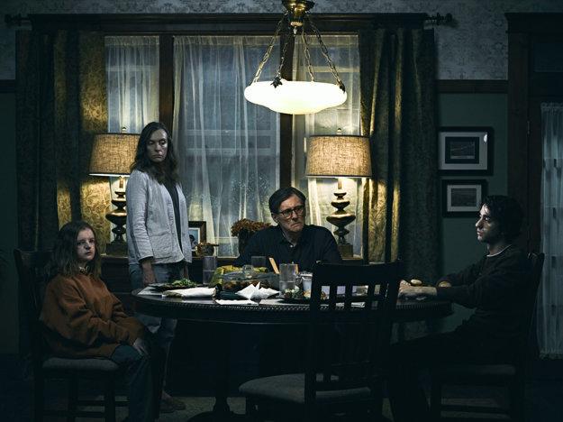 Rodina Grahamovcov.