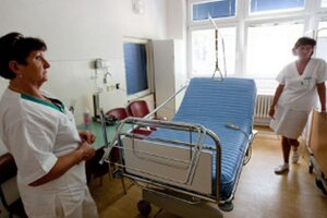 V Hornooravskej nemocnici pribudli tento rok aj polohovateľné lôžka.