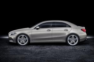 Mercedes triedy A Sedan