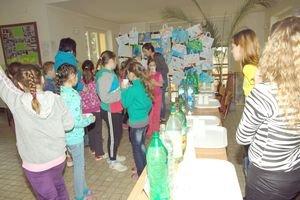 V škole pripravili viacero aktivít.