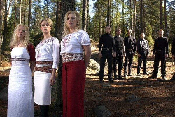 Fínska kapela Värtinnä bude jedným z lákadiel.