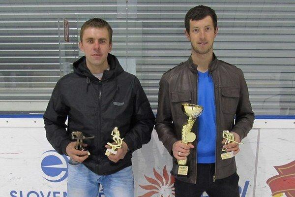 Marek Lieskovský a Ján Šuvada mladší.