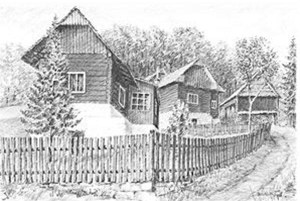 Jurekov - osada z Hornej Marikovej.