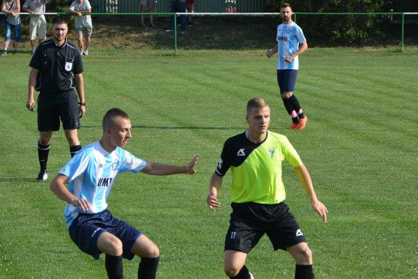 Po týždni sa opäť zopakuje duel Jacovce - Krušovce. V pohári uspeli hostia, komu sa bude viac dariť v piatoligovom derby zápase?