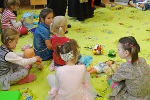 Nová cirkevná materská škola už funguje.