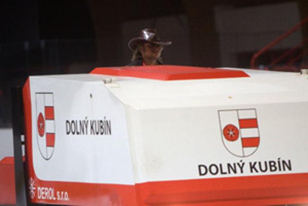Hokejový klub zaplatí Dolnému Kubínu len časť pohľadávky.