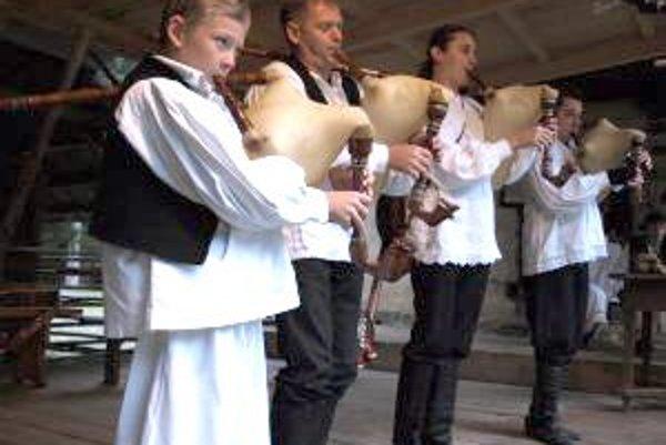 Polhorčania chcú gajdy a gajdošskú kultúru zapísať do zoznamu UNESCO.