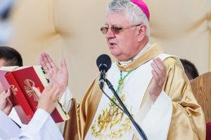 Slávnostnú svätú omšu bude v nedeľu (5.8) o 10.00 h celebrovať rožňavský diecézny biskup Mons. Stanislav Stolárik.