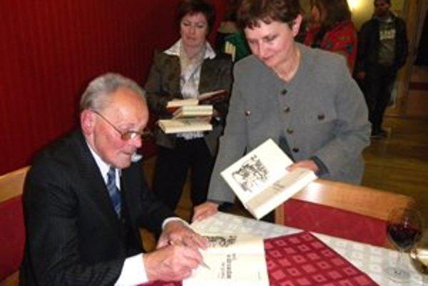 Ján Štepita. Venovanie autora sa cení.