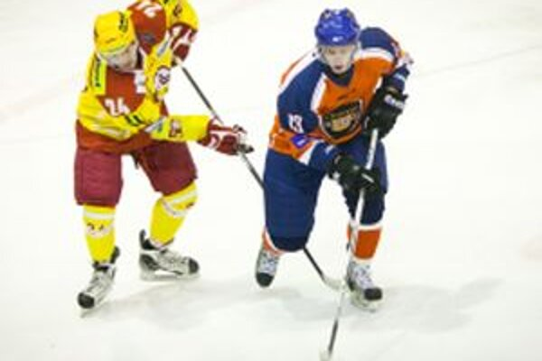 Tomáš Rusina v drese Orange 20.