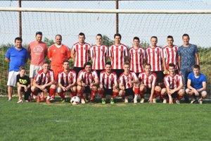 Spartak Kvašov - víťaz 6. ligy aj baráže o 5. ligu.
