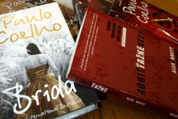 Anglické knihy dostala knižnica vlani, slovenské pribúdajú od začiatku marca.