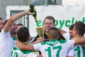 Na treťom ročníku podujatia triumfoval tím Pupkáči.