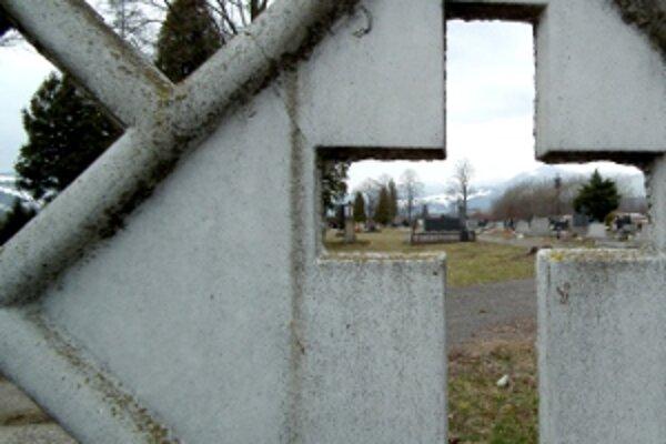Veličniansky cintorín.