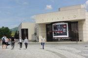 Divadlo Andreja Bagara v Nitre.