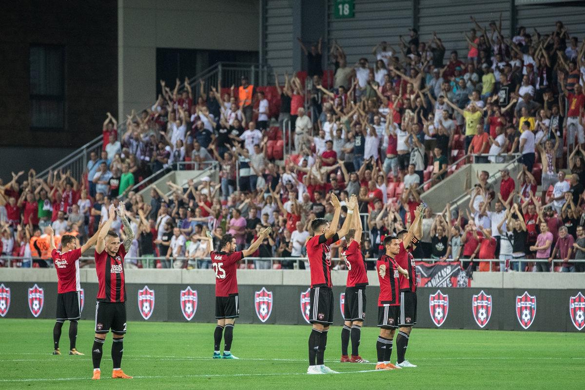 170be2aeac Futbalisti Trnavy vyzvú v 3. predkole Ligy majstrov Crvenu Zvezdu.