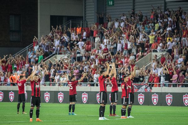 Futbalisti Trnavy vyzvú v 3. predkole Ligy majstrov Crvenu Zvezdu.