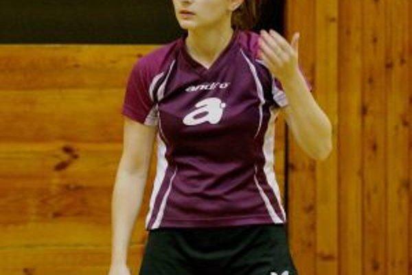 Výraznou posilou tímy po Veronike Galanskej je Petra Mergenthalová.