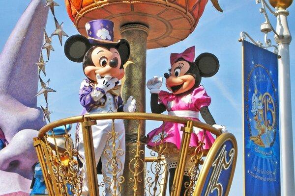 Prázdninové zážitky pre deti: Disneyland a Asterix Park v Paríži