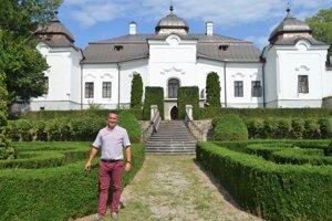 Vo Vidinej stojí jeden z klenotov Novohradu. Starosta Ján Šupica verí, že by mohol byť veľkým lákadlom pre návštevníkov regiónu.