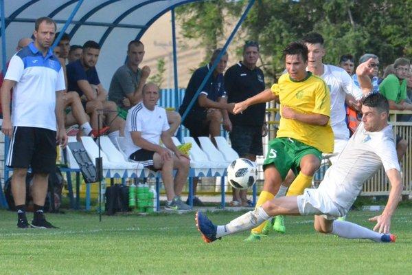 Futbalisti Fomatu budú aj tento rok hrávať domáce zápasy v Žabokrekoch.