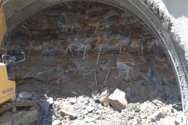 Diaľničný tunel už začali raziť. Za sebou už majú niekoľko metrov ... 6057976e7b4