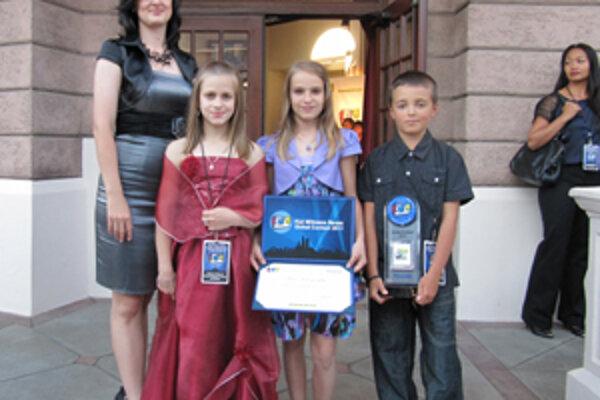 Ocenenie Trstenčanov na prestížnom festivale.