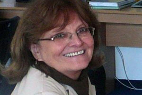 Eva Vajzerová.