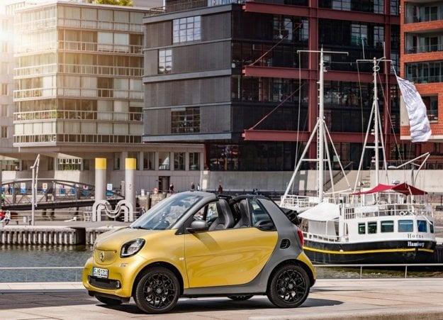 Smart Fourtwo Cabrio
