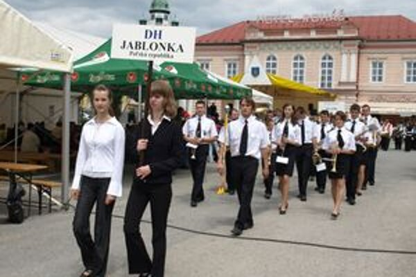 Dotáciu Európskej únie by mohla Trstená využiť napríklad na organizovanie Trstenskej krídlovky. Každoročne na ňu pozýva zahraničných hostí.