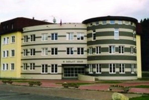 Daňový úrad v Dolnom Kubíne.
