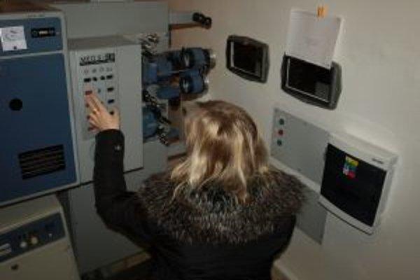 Staré prístroje, ktorými sa v súčasnosti premietajú filmy, už čoskoro doplnia modernejšie.