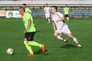 Dolný Kubín dal v úvodných dvoch kolách 5 gólov, ale získal len jeden bod.
