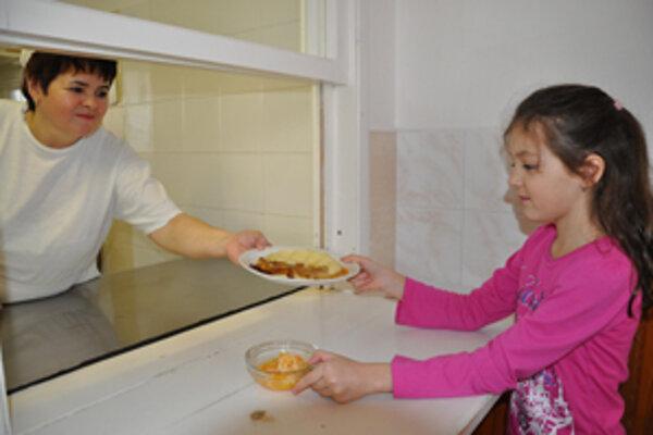Deti sú nároční stravníci. Jedlo pripravené z nekvalitných surovín by odmietli.
