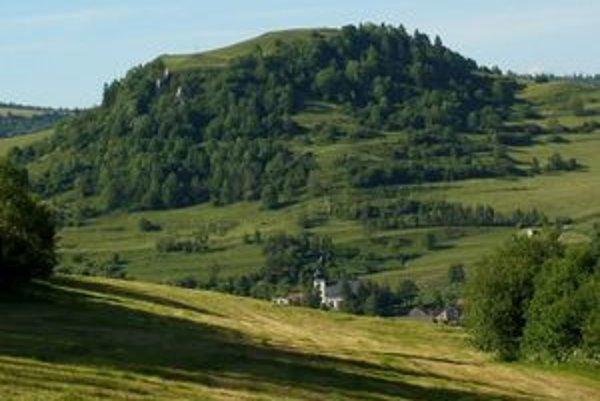 Nižniansky vrch Ostražica.