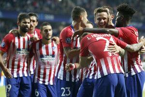 Futbalisti Atlética Madrid získali Európsky superpohár.