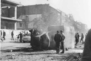 Košice, august 1968.