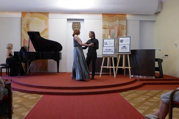 Klasika na scéne - júl bol venovaný Marte Vaškovej.