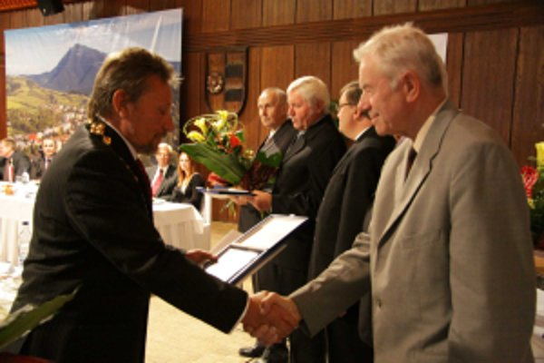 Ivan Budiak (vľavo) už nebude primátorom Dolného Kubína.