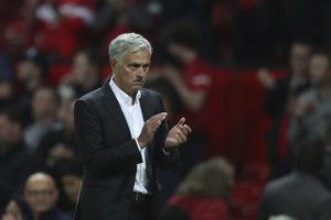 Jose Mourinho bol po zápase s Brightonom sklamaný.