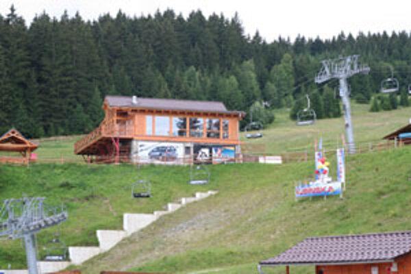 Skipark Kubínska hoľa.