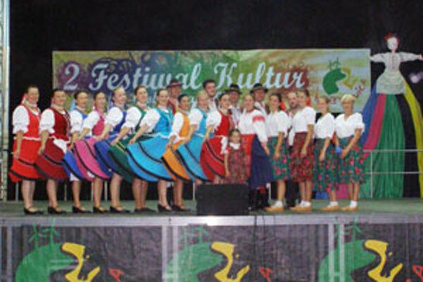 Oravan Senior sa predstavil na Festivale kultúr v poľskej Kobylnici.
